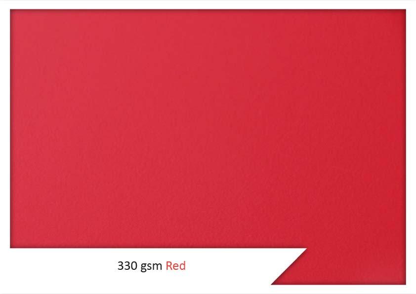 330 Gsm Plike Red