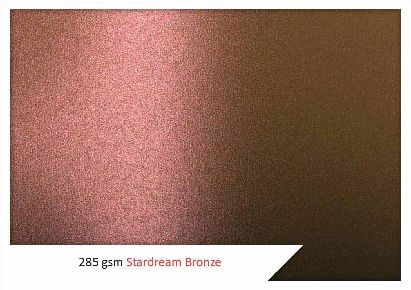 285 Gsm Stardream Bronze