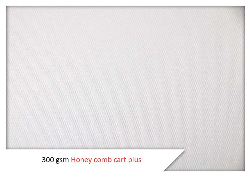 300 Gsm Honey comb cart plus