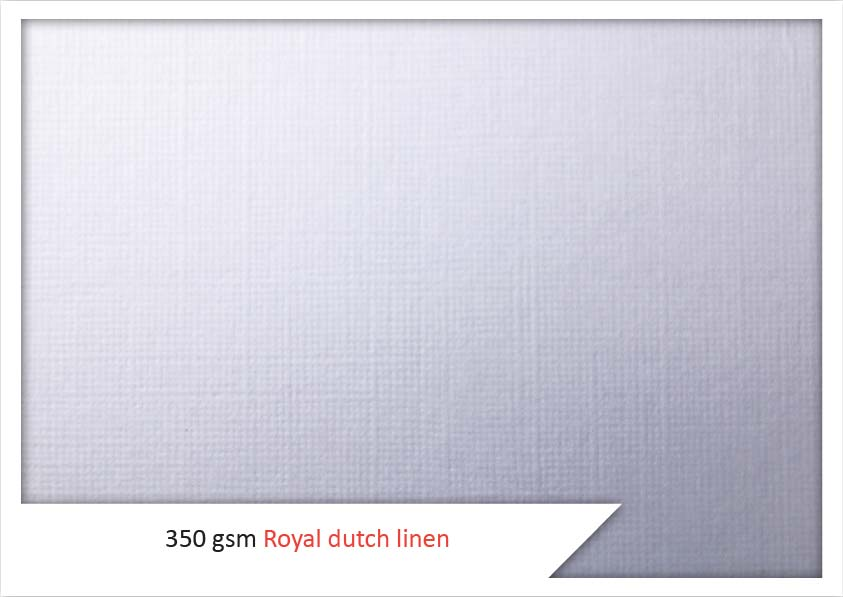 350 Gsm Royal Dutch Linen