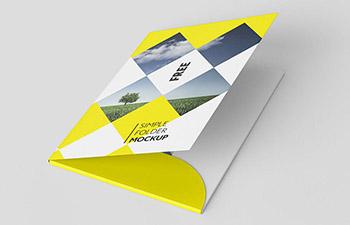 Presentation Folder 6''x9''