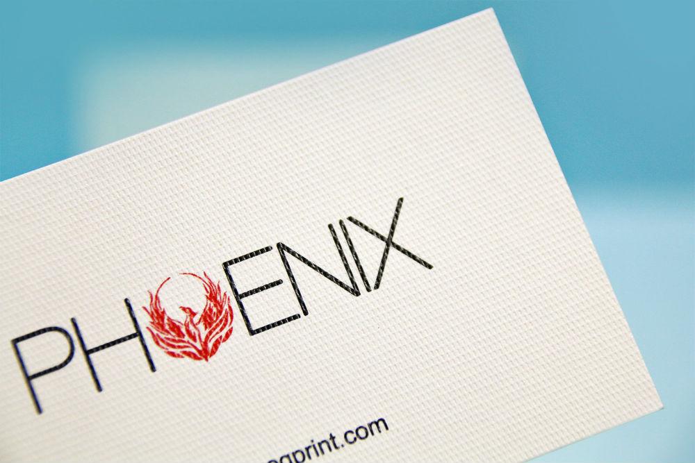 Honeycomb 300gsm Business Cards 3