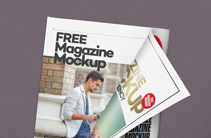 Saddle Stitch  Magazine 1