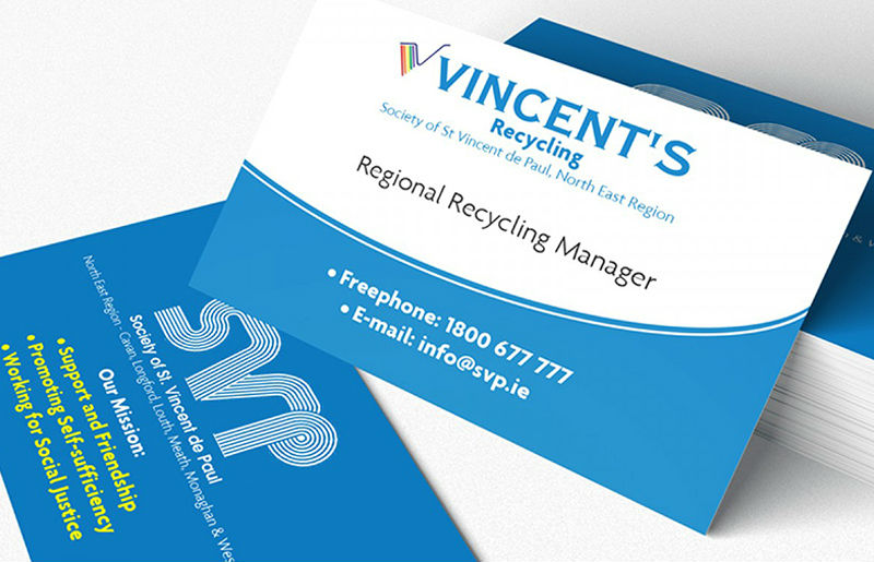 Soft Touch Laminated Business Cards 2