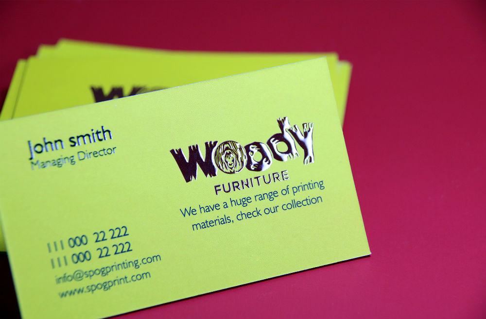Sandwich Business Cards #0001 2