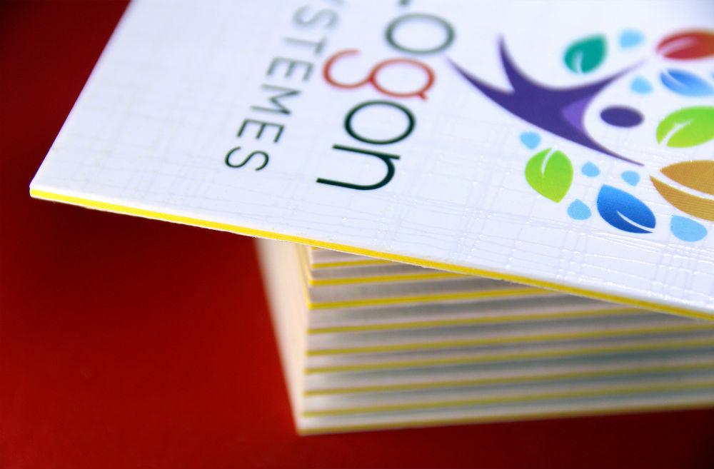Sandwich Business Cards  #0002 4