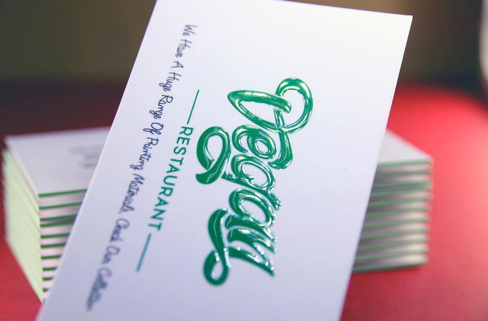 Sandwich Business Cards #0003 4