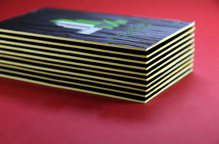 Sandwich Business Cards #0005 4
