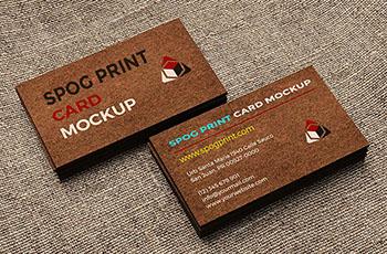 Stardream Bronze Business Cards