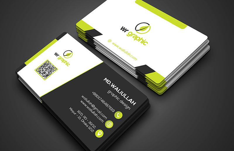 Standard Business Cards 1