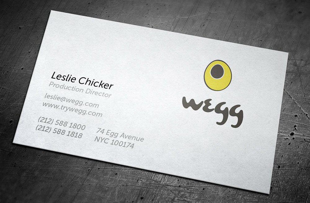 Uncoated Business Cards 2