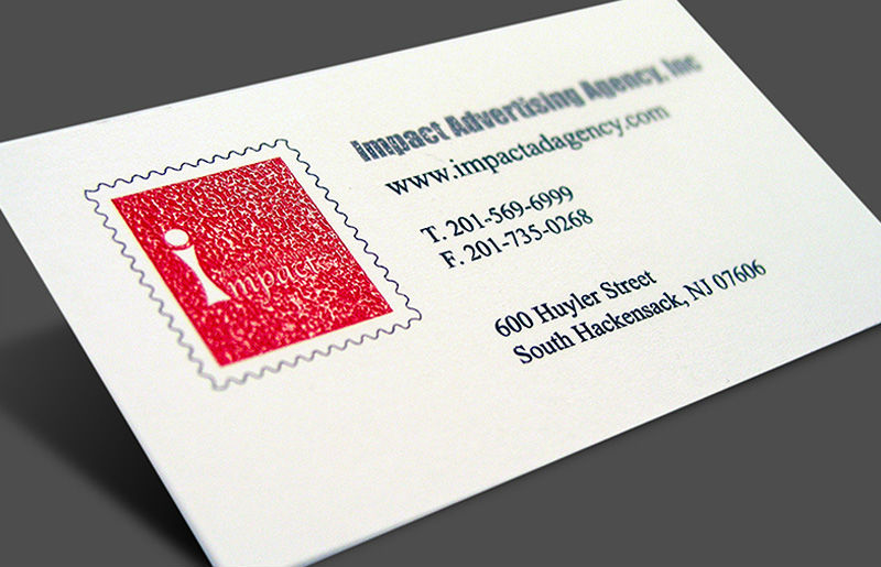 Uncoated Business Cards 3
