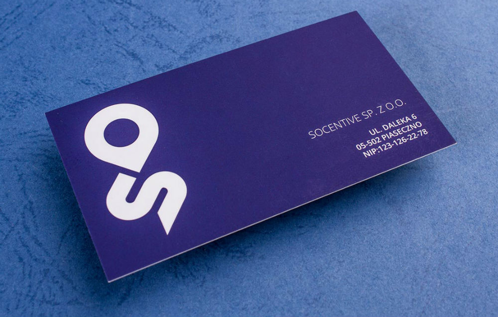 Uncoated Business Cards 5
