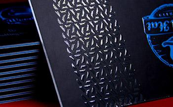 3D Spot UV Business Cards #0003